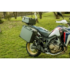 BUMOT Top Case Mounting Plate - CRF1000L Africa Twin