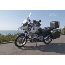 BUMOT Defender Pannier System - R1100GS / R1150GS / Adventure