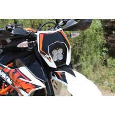Baja Designs XL Pro LED Headlight Kit - 2012+ KTM 690 Enduro