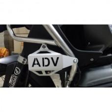 DSBP 2014+ R1200GS Adventure OEM LED Auxiliary Light Guards