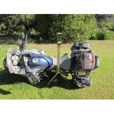 Dustriders Motorcycle Hoist