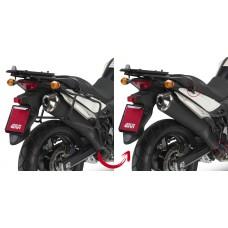 GIVI PLR3101 Rapid Release Pannier Racks - 2012+ V-Strom DL650