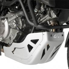 GIVI RP3101 Aluminum Engine Skidplate - 2012+ V-Strom DL650