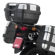 GIVI SR3101 Monokey Rack - 2012+ V-Strom DL650