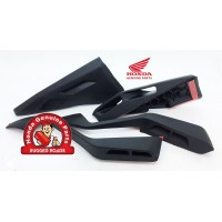 Honda OEM Upper and Lower Deflector Kit - 2018+ CRF1000L Africa Twin Adventure Sports
