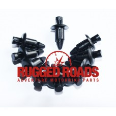 Rugged Roads Front Fairing Spring Clip (Set of 10) - CRF1000L Africa Twin