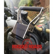 """Rugged Roads """"Above The Instruments"""" GPS Mount - CRF1000L Africa Twin"""