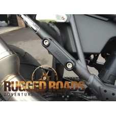 Rugged Roads Passenger Peg Covers - CRF1000L Africa Twin