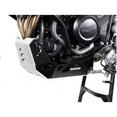 SW-MOTECH Aluminum Engine Skidplate - Tiger 800 / XC